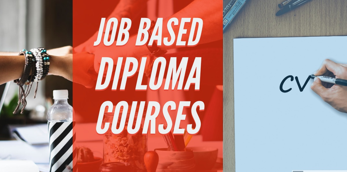 job based diploma courses