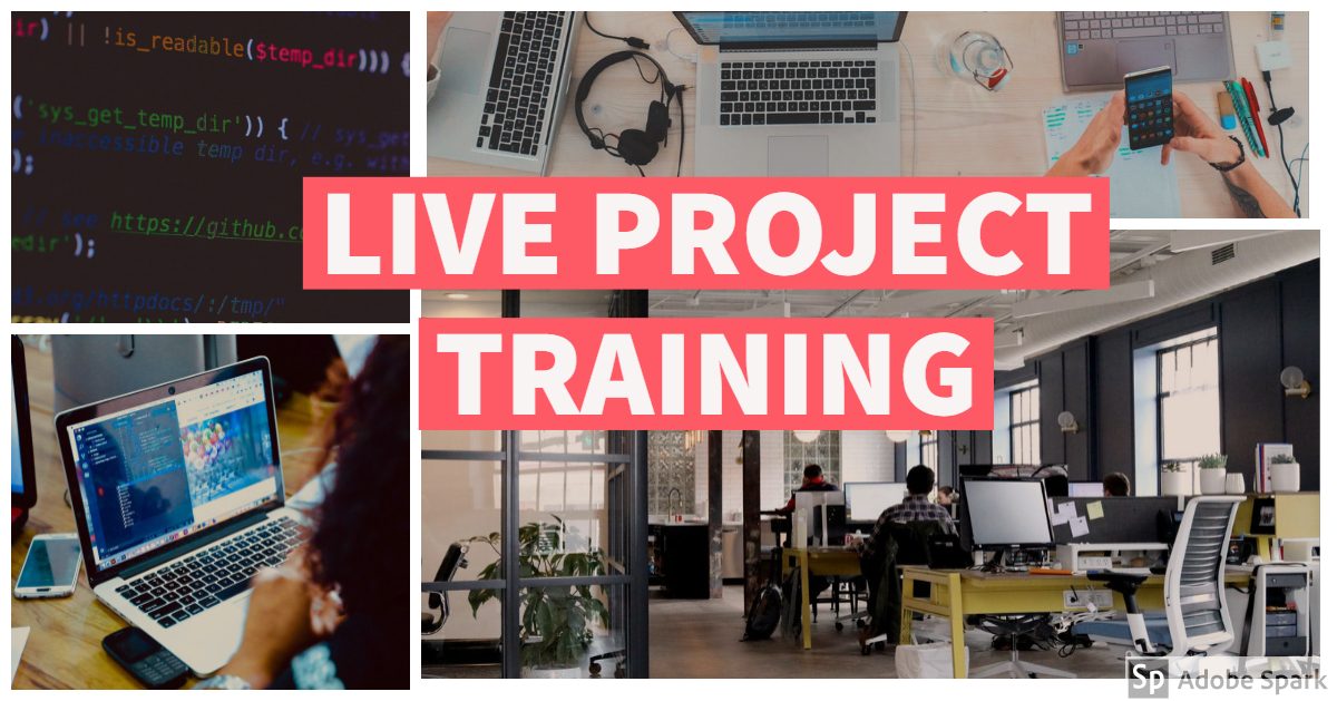 live-project-training
